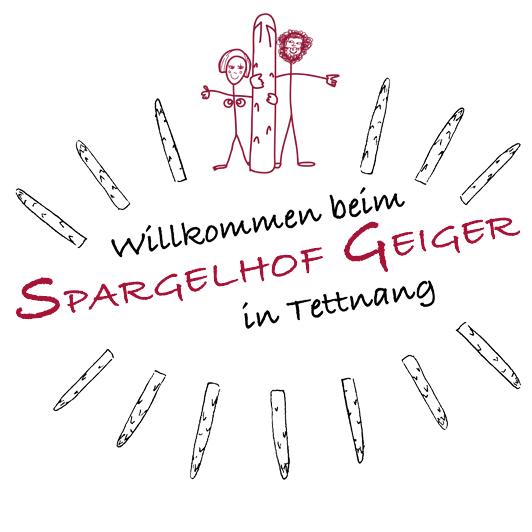 Willkommen auf dem Spargelhof Geiger in Tettnang!